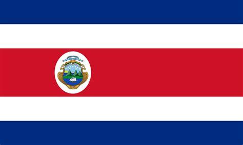 File:Flag of Costa Rica (state) svg Wikipedia