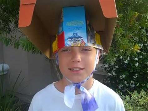 recycled hat day youtube