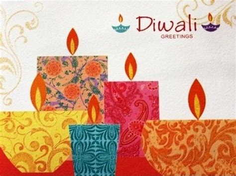 beautiful diwali handmade cards   friends family