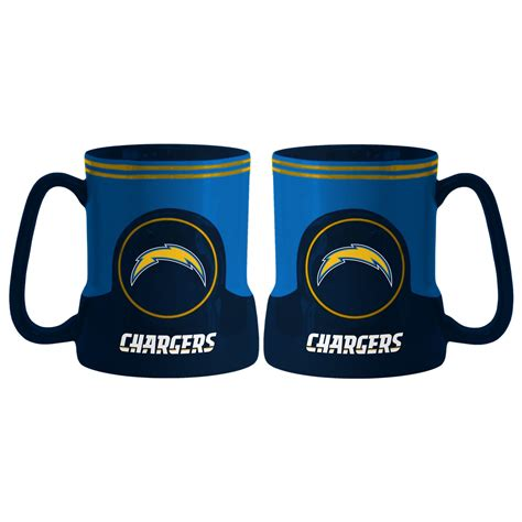 It doesn't matter what you try, their coffee or espresso is the best in the state! San Diego Chargers Coffee Mug - 18oz Game Time (New Handle) | Mugs, Coffee mugs, Hobby shops near me