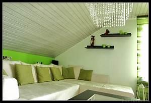 Favorit Dunkle Holzdecke Weiß Streichen. charmant zuhause brauch zusammen YM56