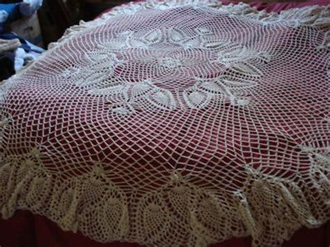images  crochet cotton thread  pinterest tablecloths cross patterns  cotton