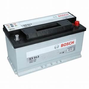 Starterbatterie 12v 90ah : bosch 12v 90ah 720a en s3 013 autobatterie starterbatterie ~ Kayakingforconservation.com Haus und Dekorationen