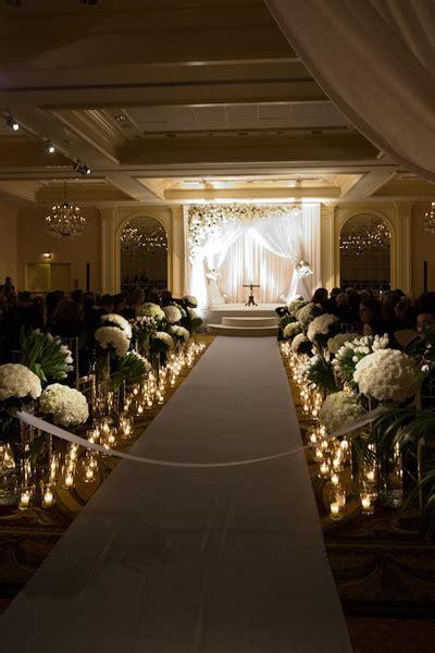 10 Stunning Ceremony Backdrops Bridalguide