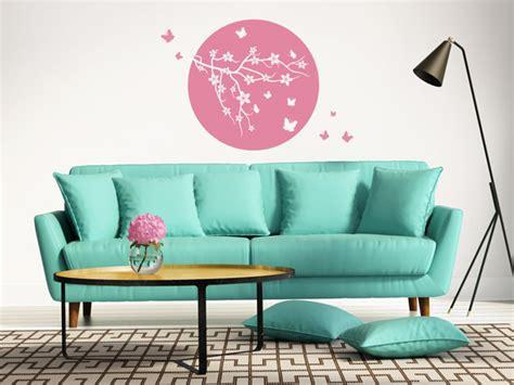 Pastellfarben  Bunt Wohnen Mit Wandtattoo & Co