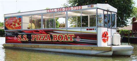 Pizza Boat by Pizza Boat Sam S Sorrento Pizza