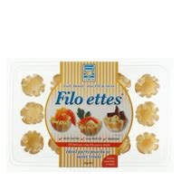 filo pastry cases canapes buy croissants pastries buns at countdown