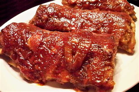 barbecue ribs lazy bbq ribs cook better than most restaurants