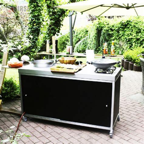 Edelstahl Outdoor Küche by Outdoork 252 Che Bali Edelstahl Girse Design Aussenk 252 Che