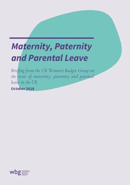 parental leave cover 2018 womens budget