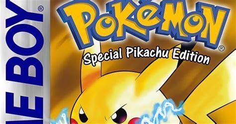 Pokemon Yellow Rom Download Roms Pokemon Yellow Version Ue C Zip