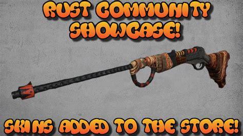 rust skins game showcase