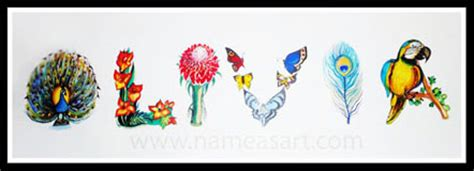 tropical themed  art personalized  paintings