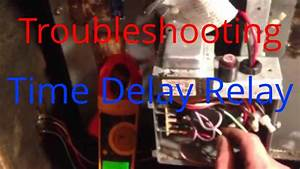 Hvac Service  Troubleshooting Time Delay Fan Relay On A Trane Air Handler