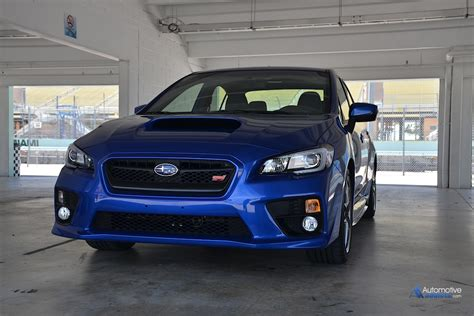 fastest subaru wrx subaru s fastest tested on track brz 2016 wrx sti driven