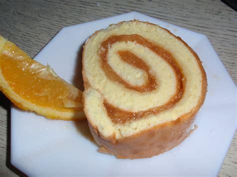 chef de cuisine philippe etchebest gâteau roulé à la pomme et à l 39 orange pour 8 personnes