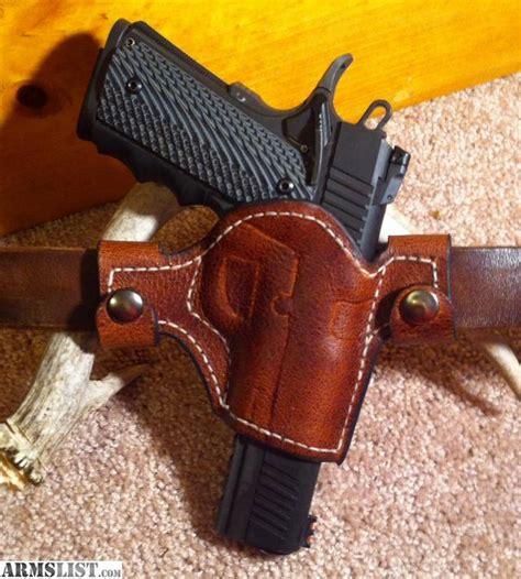 Custom Leather Holsters 1911