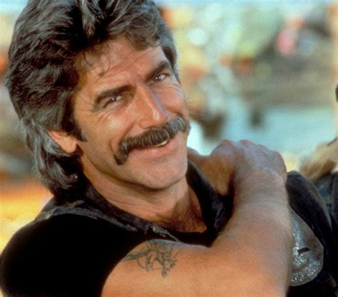 The Unknown Life Of The Incredible Sam Elliott