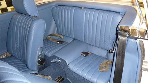restauration de voitures anciennes sellerie eric moessner