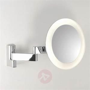 Make Up Spiegel : make up spiegel niimi round met led verlichting 1020021 ~ Orissabook.com Haus und Dekorationen