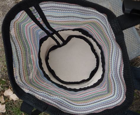 mesh feed bag
