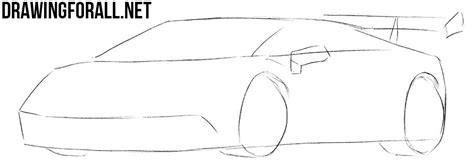 draw  race car drawingforallnet