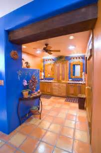 Mexican Bathroom Ideas Bathroom Bold Mexican Style Mediterranean Bathroom By Mccaleb Construction Inc