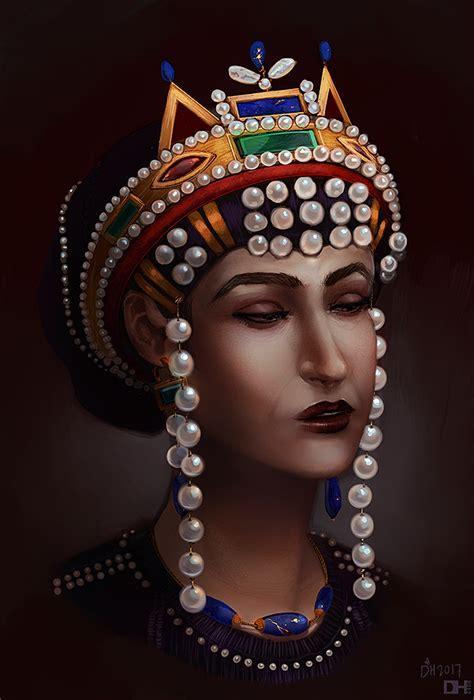 Com.Ga - Empress Theodora by xxdhxx on DeviantArt
