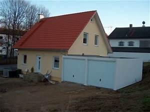Kosten Einer Doppelgarage : vergleich fertiggaragen vs gemauerte garagen ~ Michelbontemps.com Haus und Dekorationen