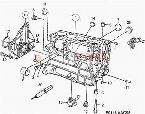 V6 Engine Schematics