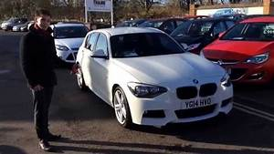 Bmw Serie 1 2014 : 2014 bmw 1 series 125d m sport 5dr with media pack at thame service station youtube ~ Gottalentnigeria.com Avis de Voitures