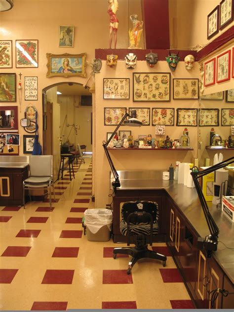 Shoppe | Tattoo studio, Tattoo studio interior, Tattoo