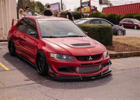 Mitsubishi Laptop by Mitsubishi Evolution Ix By Far The Best Front Bumper On