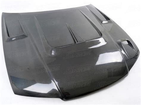 Tt Style Carbon Fiber Vents Bonnet Hood For Nissan Skyline
