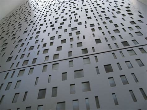 alloy architectural screens