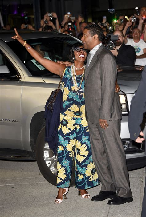 washington pauletta pearson equalizer denzel toronto international premiere arrivals festival film zimbio actor