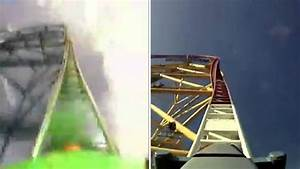 Kingda Ka Vs. Top Thrill Dragster - YouTube