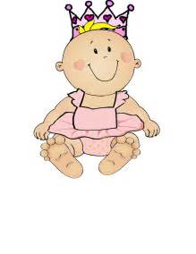 Cute Baby Shower Clip Art