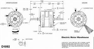 Wiring Diagram 2 Speed Single Phase Motor