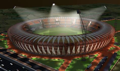 international cricket stadium architect magazine