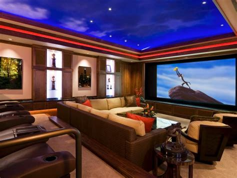 Home Theatre : Choosing A Room For A Home Theater