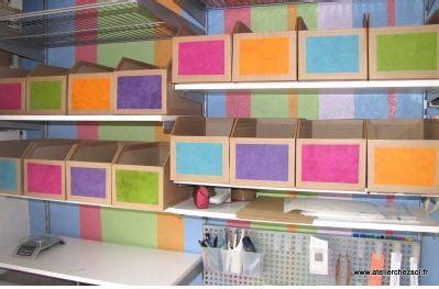 bureau avec rangement au dessus 10 rangements de bureau originaux à faire soi même
