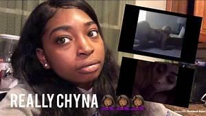 Blac Chyna SEX TAPE reaction + clip - YouTube