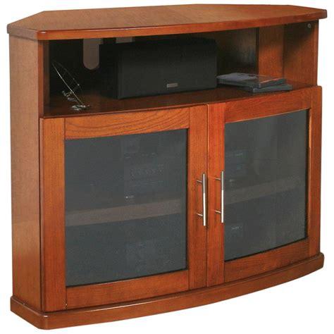 wooden corner tv cabinet wood corner tv stand in tv stands
