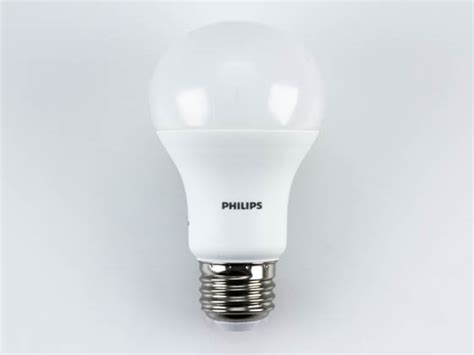 philips a19 dimmable led l philips non dimmable 14w 5000k a19 led bulb 14a19 led
