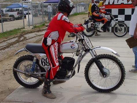 vintage motocross races avdra vintage mx race at honolulu hills raceway taft ca