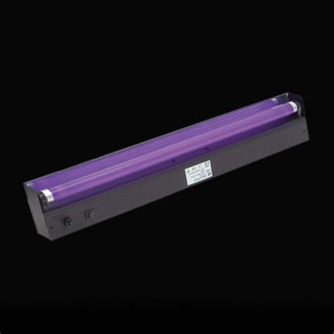 uv black light fixture