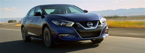 2016 Nissan Maxima Driver Assistance Features