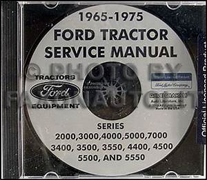 Ford Tractor 2000
