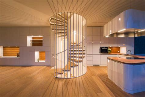 Evolution Design Creates A Unique Modern Home In Zurich